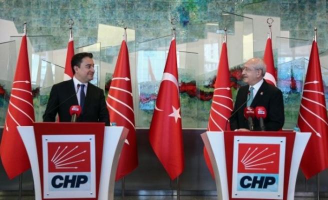 Ali Babacan: Süreci başlattık, demokrasimiz için hayırlı olsun