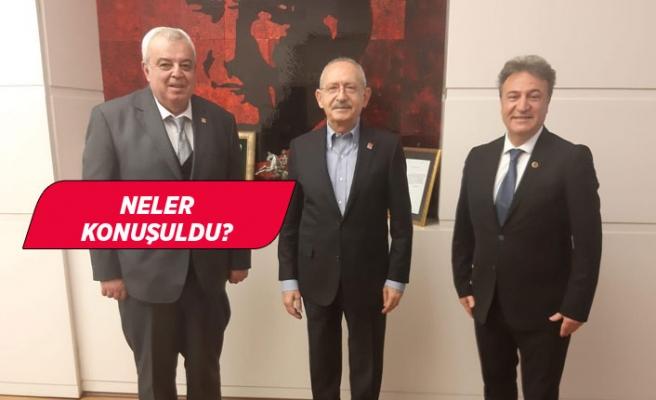 Ankara'ya 'Bornova' çıkarması