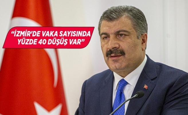 Bakan Koca'dan İstanbul, Ankara, İzmir ve Bursa açıklaması