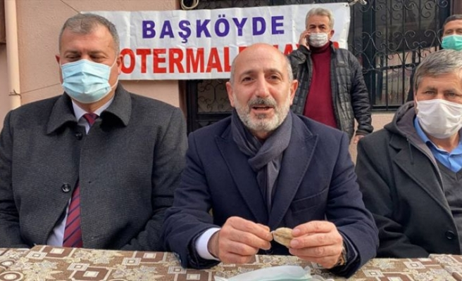 CHP Jeotermal Enerji Komisyonu üyeleri, İzmir'de inceleme yaptı
