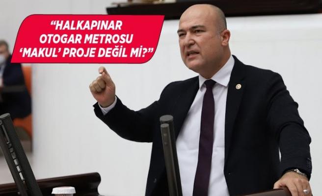 CHP'li Bakan'dan AK Partili Dağ'a soru