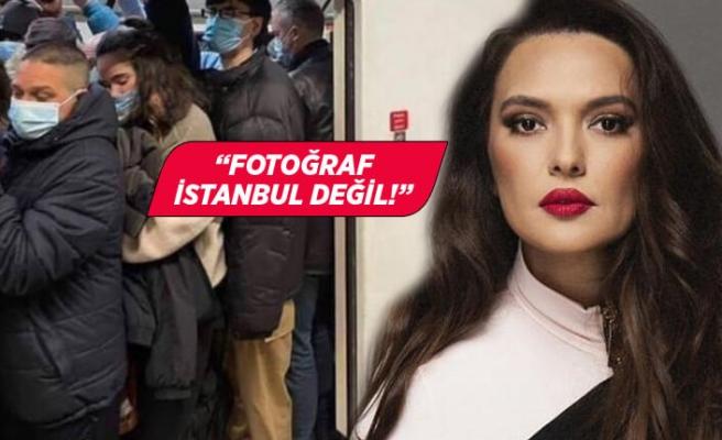 Demet Akalın'ın metro paylaşımına İBB sözcüsünden cevap