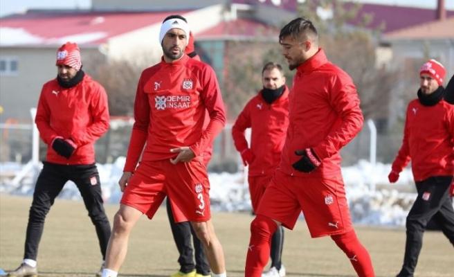 Demir Grup Sivasspor, Kasımpaşa maçına hazır