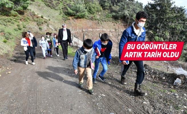 EBA için artık 1 kilometre yürümeyecekler