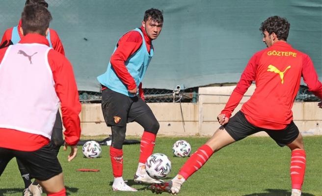 Göztepe, Denizlispor maçı hazırlıklarına başladı