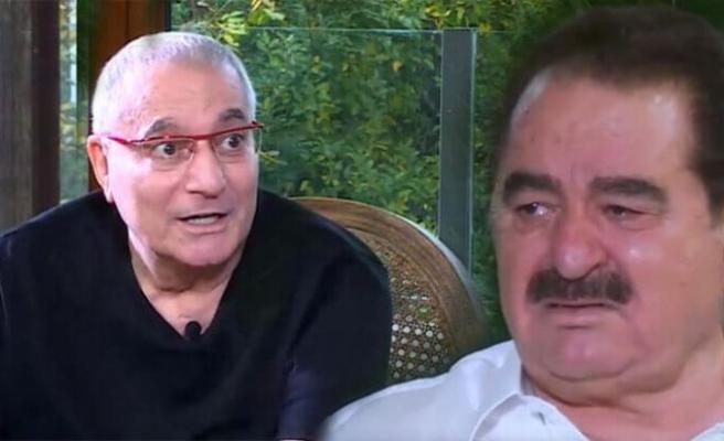 İbo Show'da Mehmet Ali Erbil sürprizi! Gözyaşlarını tutamadı