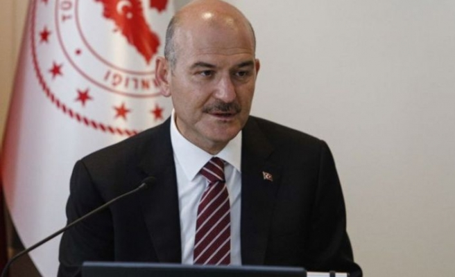 """İçişleri Bakanı Soylu'ya """"hakaret"""" eden şüpheli hakkında iddianame"""