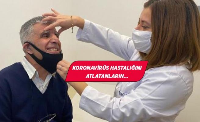 İzmir'de korona tedavisi gören vatandaş kısmi felç geçirdi