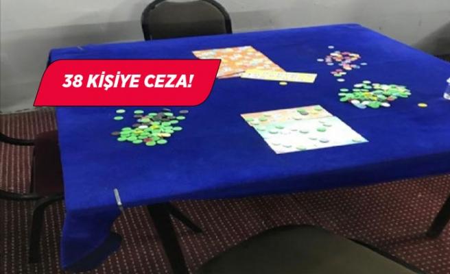 İzmir'de tavuk çiftliğine ikinci kumar baskını