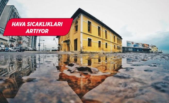 İzmir dikkat: Yağmur kapıda!