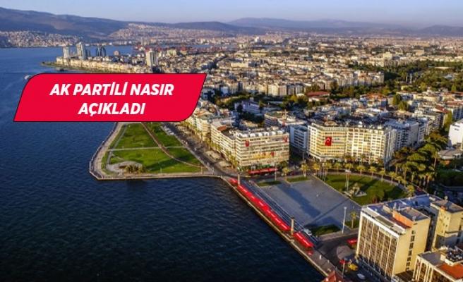 İzmir'in imar yönetmeliğine Ankara onayı!