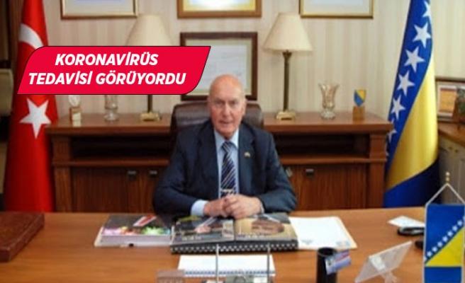 Karşıyaka'nın eski belediye başkanı hayatını kaybetti