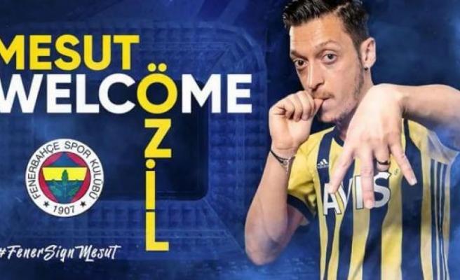 Mesut Özil'in imza töreni çarşamba günü