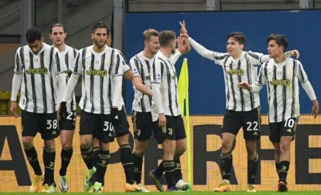 Milan'ın 27 maçlık serisini Juventus bitirdi
