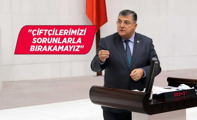 Milletvekili Sındır, yapısal sorunları Meclis gündemine taşıdı