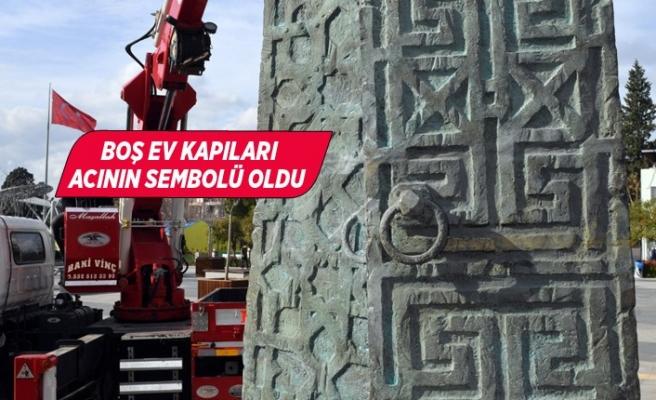Mübadelenin anısı Buca'daki anıtla yaşayacak