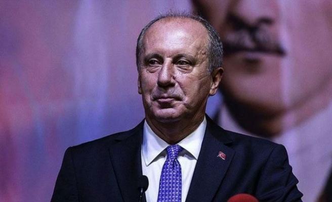Muharrem İnce'nin kuracağı partinin ilk belediye başkanı belli oldu
