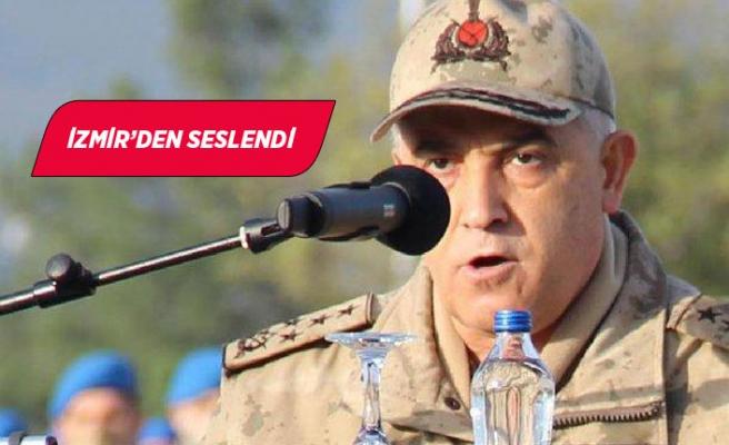 Orgeneral Çetin: Bu kış PKK'nın son kışı olacaktır