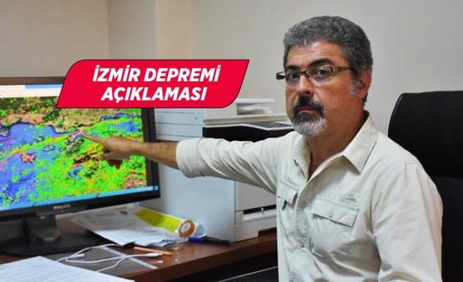 Prof. Dr. Hasan Sözbilir'den İzmir depremi ile ilgili dikkat çeken açıklama
