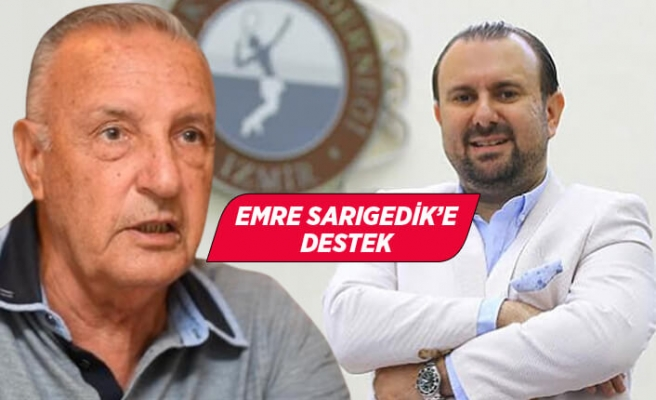 """Rasim Kara, """"İzmir sporu için Emre Sarıgedik bir cevher"""""""