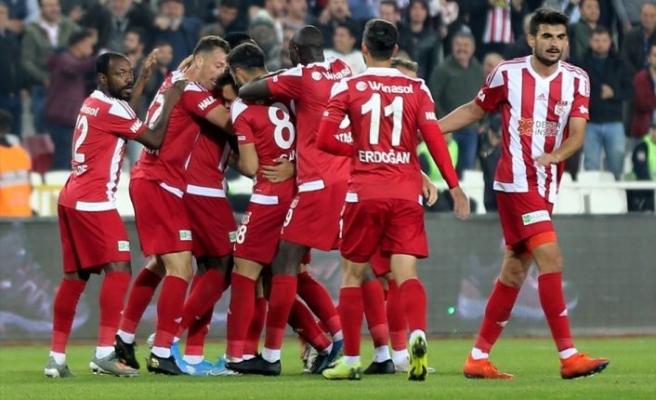 Sivasspor'un konuğu Gaziantep FK