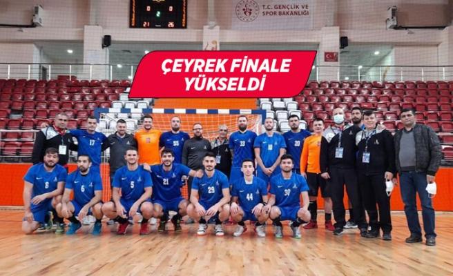 Spor Toto: 21 - İzmir Büyükşehir Belediyespor: 26