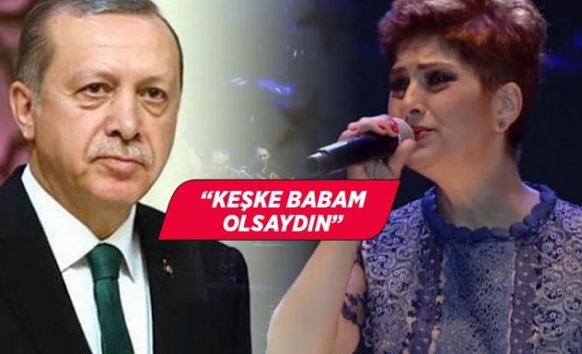 Şükriye Tutkun'dan Cumhurbaşkanı Erdoğan paylaşımı