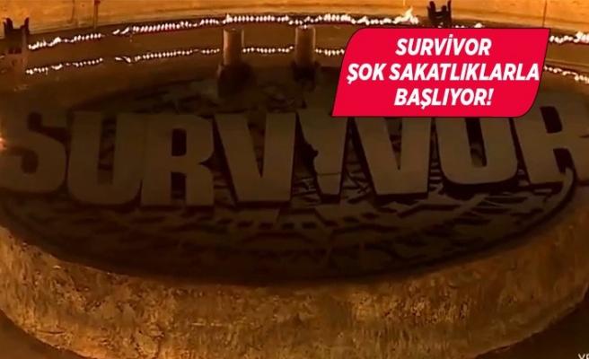 Survivor 2021'den ilk fragman ve fotoğraflar yayınlandı!