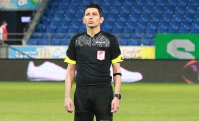 TFF Süper Kupa maçının hakemi Yaşar Kemal Uğurlu