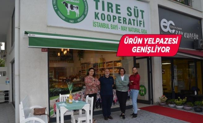 Tire Süt, İstanbul'dan sonra Ankara'da