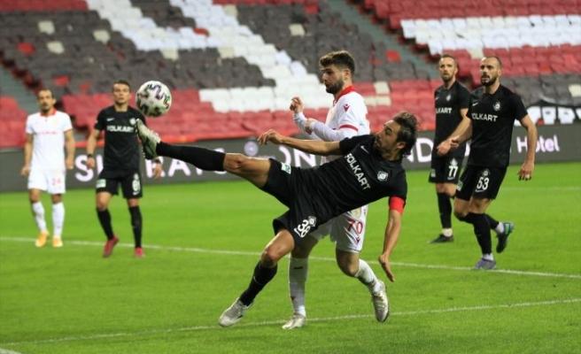 Yılport Samsunspor: 1 - Altay: 0