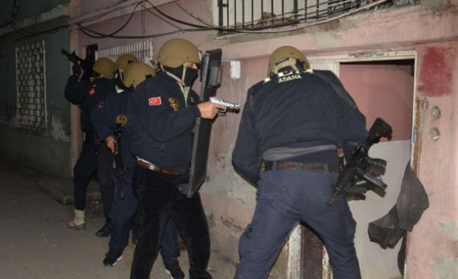 Adana'da DEAŞ operasyonu: 9 gözaltı kararı