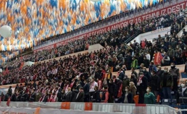 AK Parti'nin kongre yaptığı illerde vakalar arttı! Korkutan tablo