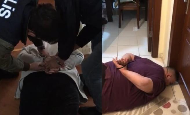 Ankara'da kadınları fuhuşa zorlayan çeteye operasyon: 14gözaltı