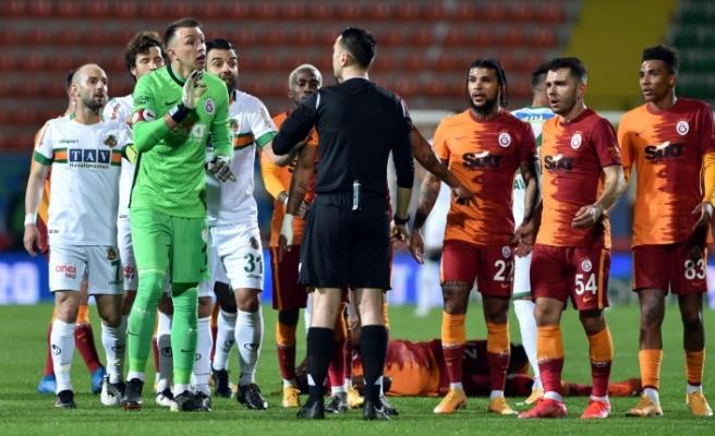 Aytemiz Alanyaspor-Galatasaray: 0-1