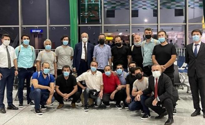 Bakan Çavuşoğlu: 15 denizci yurda dönüyor