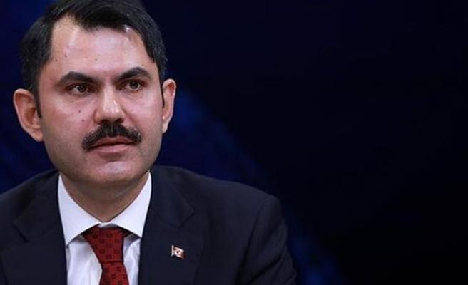 Bakan Kurum'dan İzmir'deki depremlerle ilgili açıklama