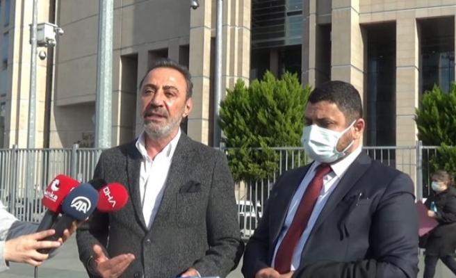 """Berhan Şimşek """"militan"""" sözleri nedeniyle ifade verdi"""