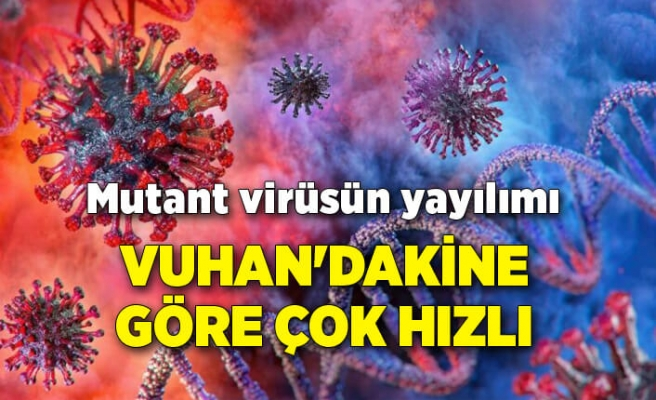 Bilim Kurulu üyesi Akın: Mutant virüsün yayılımı Vuhan'dakine göre çok hızlı