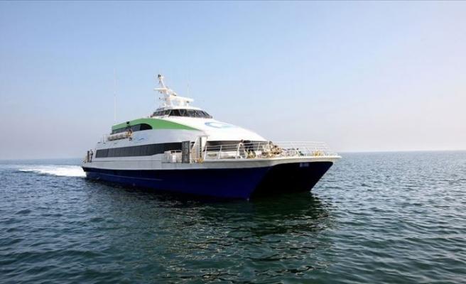 Bursa Deniz Otobüslerinin seferlerinden 4'ü iptal edildi