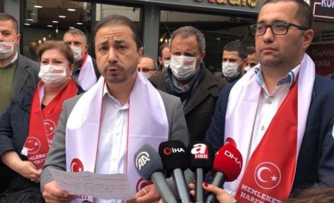 CHP'de 350 'İnce' istifası daha