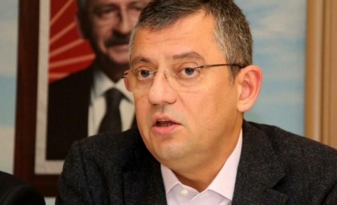 CHP'li Özel'den Erdoğan'a 'terörist' yanıtı