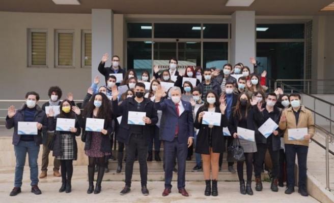 EÜ'den 117 öğrenci ve öğretim elemanına TÜBİTAK'tan destek