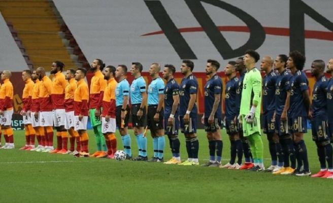 Fenerbahçe-Galatasaray   Kadıköy'de muhteşem gece