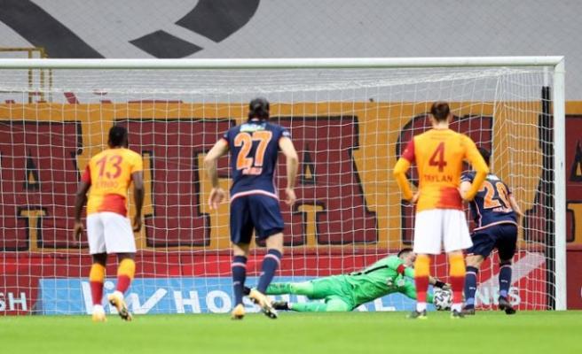 Galatasaray - Medipol Başakşehir: 3-0