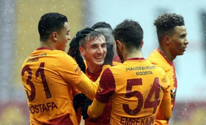 Galatasaray son 6 haftadır durdurulamıyor