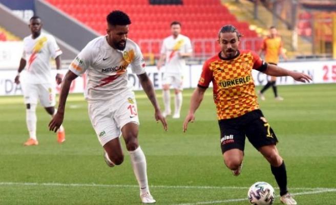 Göztepe - Yeni Malatyaspor maçından notlar