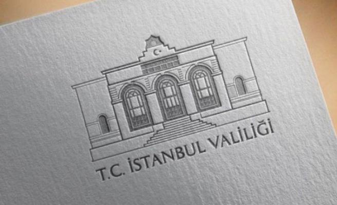 İstanbul Valiliği: 76 kişi serbest bırakıldı