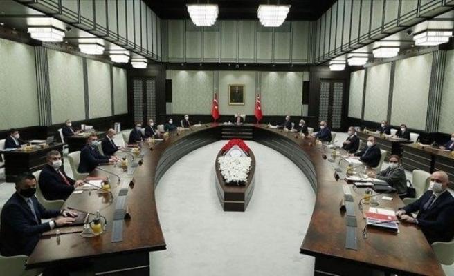 Kabine toplantısı ne zaman yapılacak?