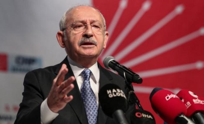 Kılıçdaroğlu'ndan 'anayasa' yorumu: AKP ve MHP önce kendi aralarında anlaşsınlar